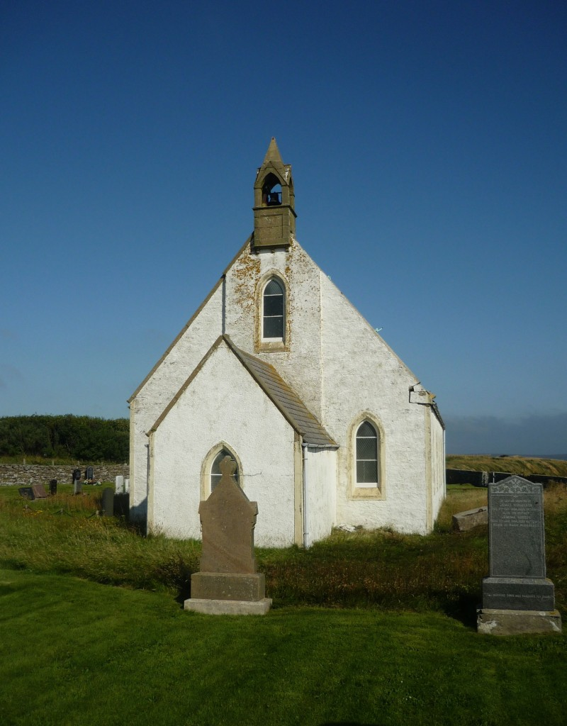 Picture of St Johns Church, North Walls, Orkney