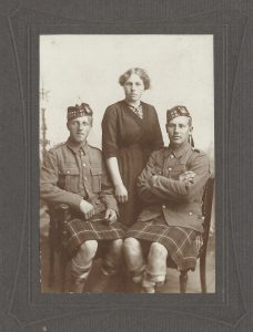 Picture of Robert Miller, Barbara Sclater, Victor Sclater