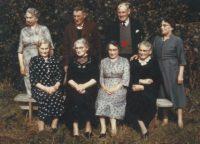 Kebro family 1960