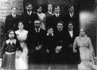 Sclater family Kebro Orphir, Orkney c 1909