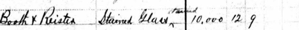 1880 US census Industry schedule