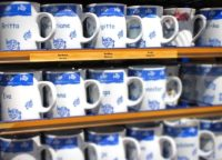 Picture of mugs with names