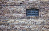 Picture of a window in a wall